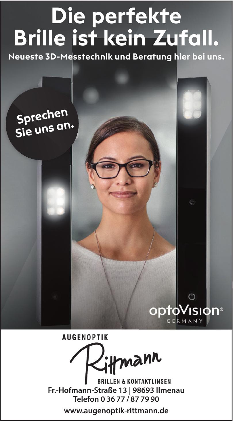 Augenoptik Rittmann