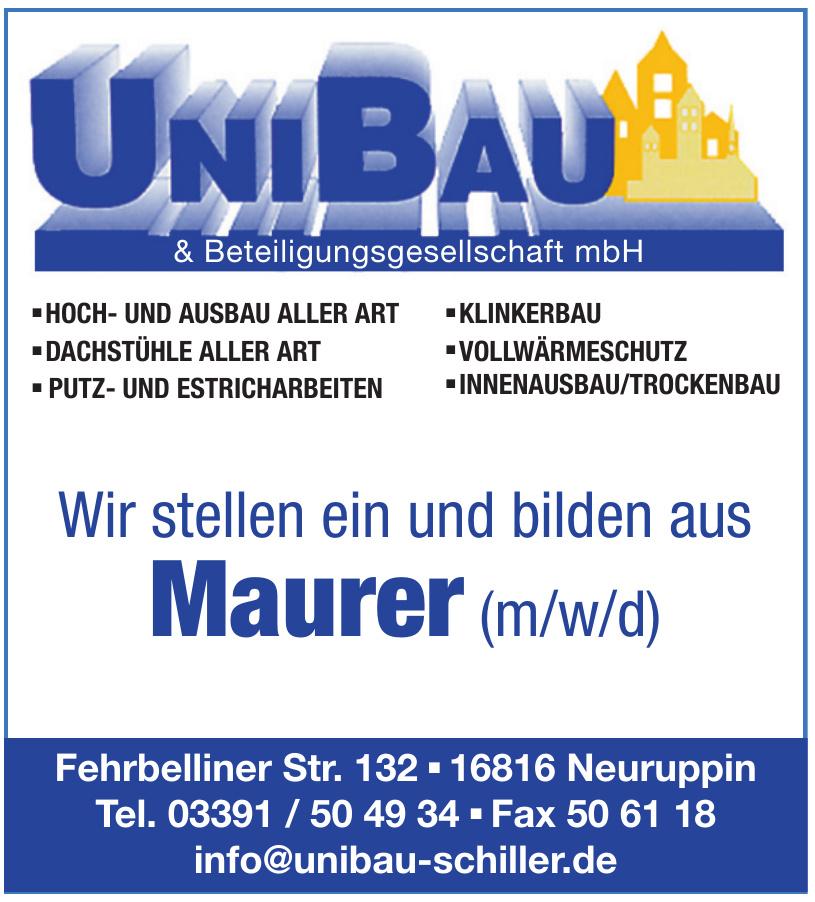 Unibau & Beteiligungsgesellschaft mbH