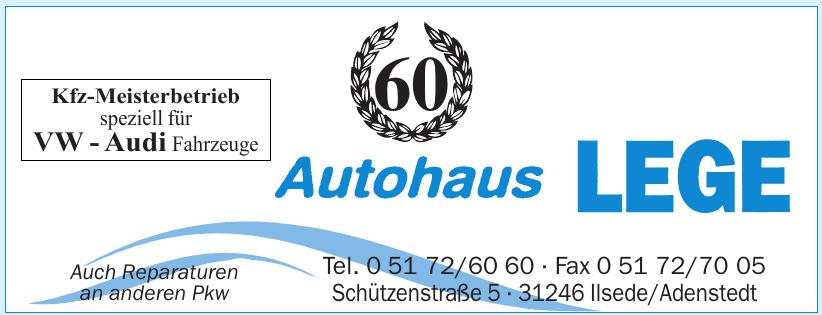 Autohaus Lege