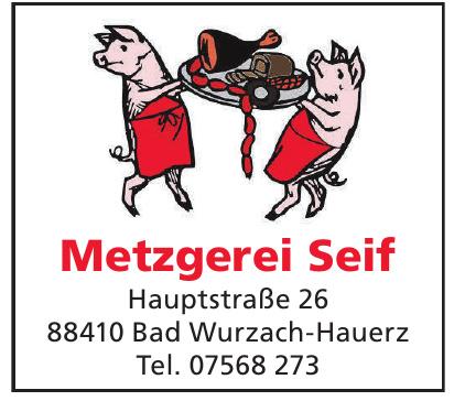 Metzgerei Seif