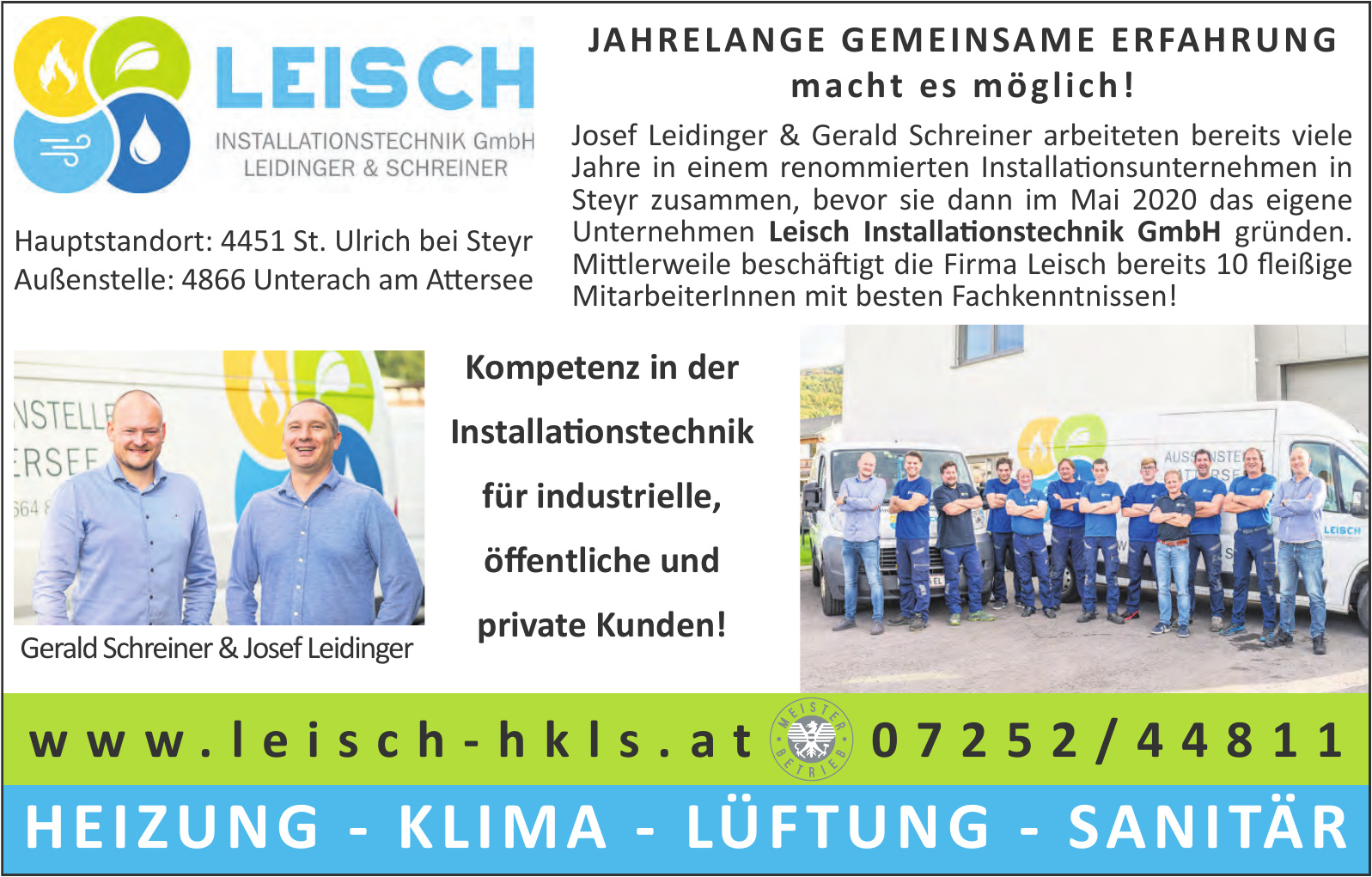 Leisch Installationstechnik GmbH