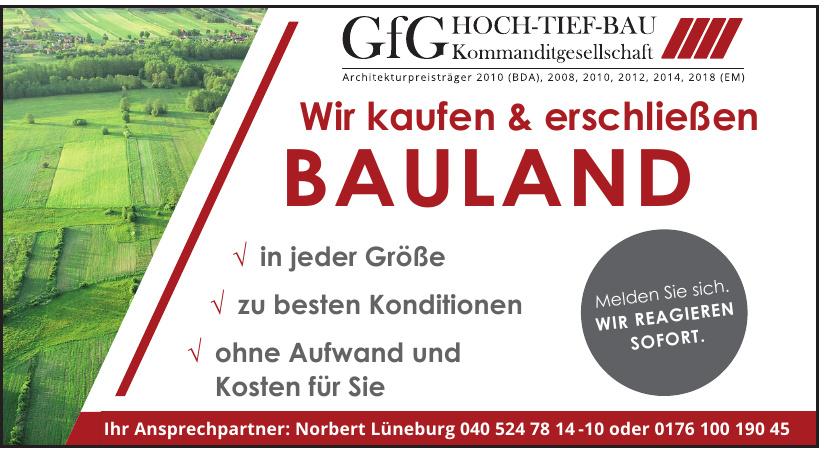 GfG Hochtiefbau Kommanditgesellschaft