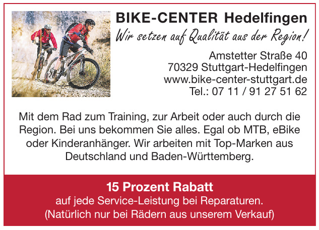 Bike-Center Hedelfingen
