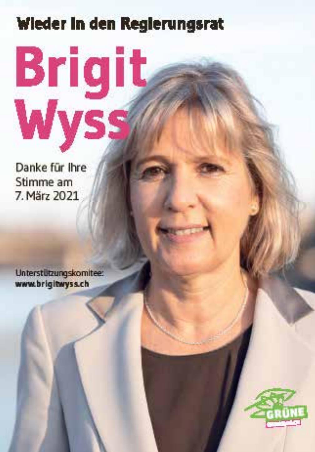 Brigit Wyss