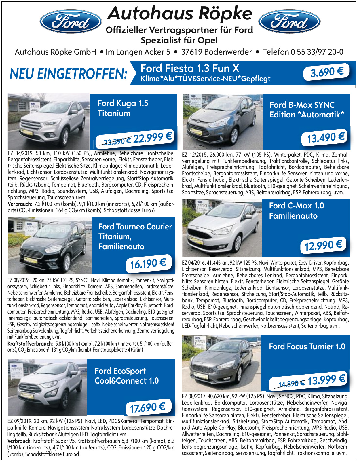 Autohaus Röpke GmbH