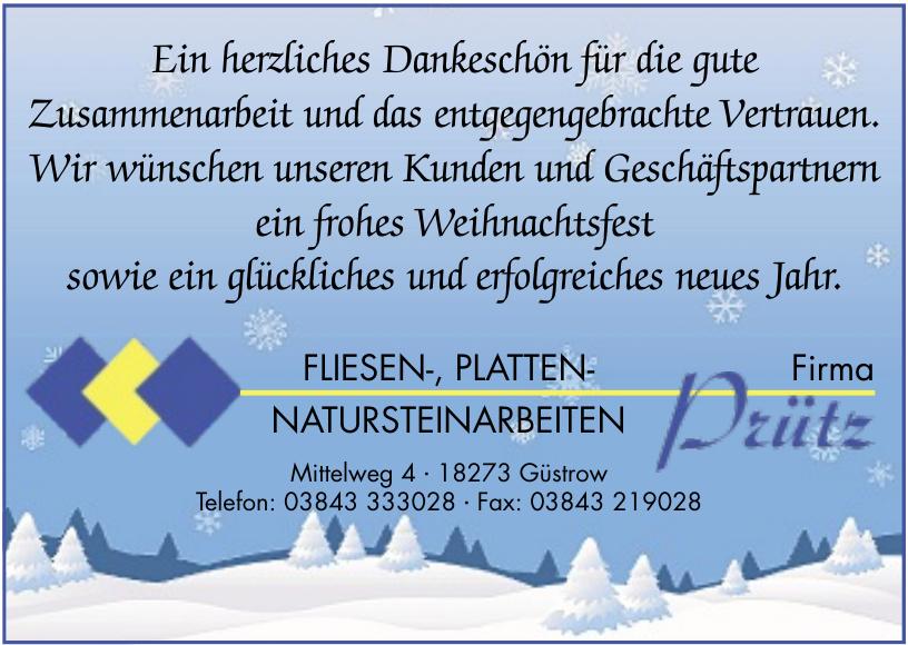 Firma Prütz