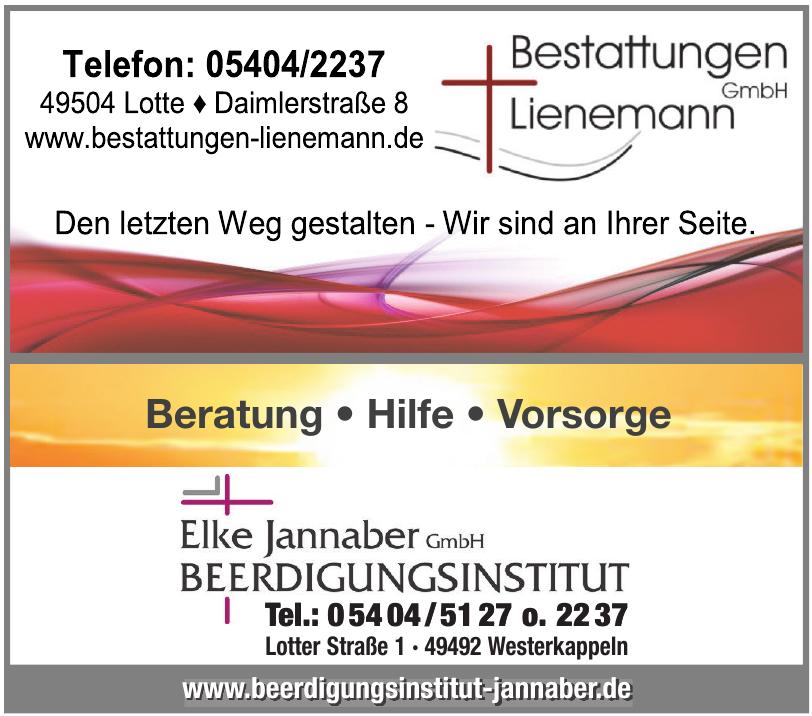 Beerdigungsinstitut Elke Jannaber GmbH