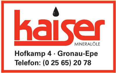 Kaiser Mineralöle