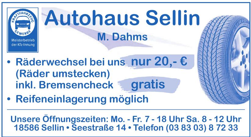 Autohaus Sellin M. Dahms