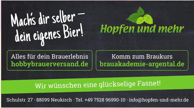 Hopfen und mehr GmbH