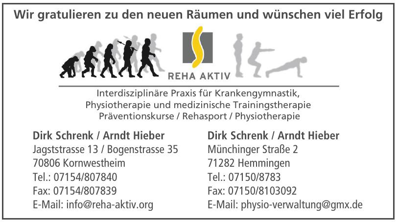 Dirk Schrenk / Arndt Hieber