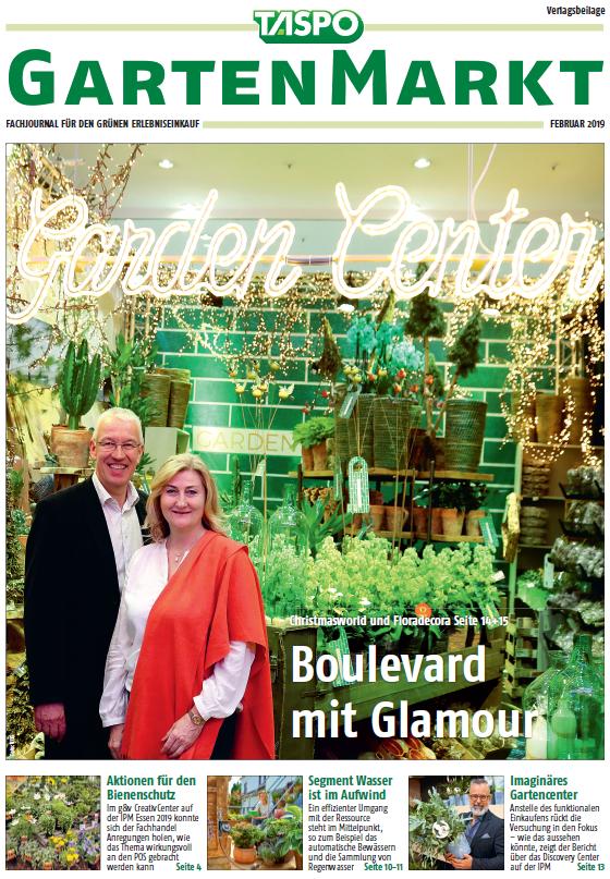 GartenMarkt Februar 2019