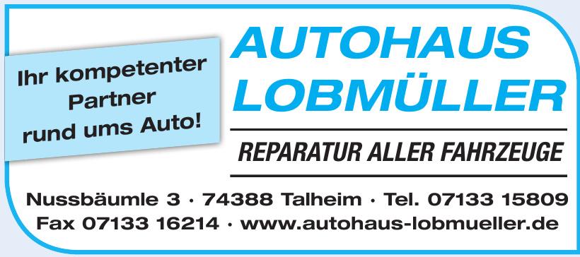Autohaus Lobmüller