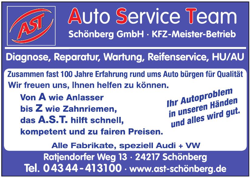 Auto Service Team Schönberg GmbH