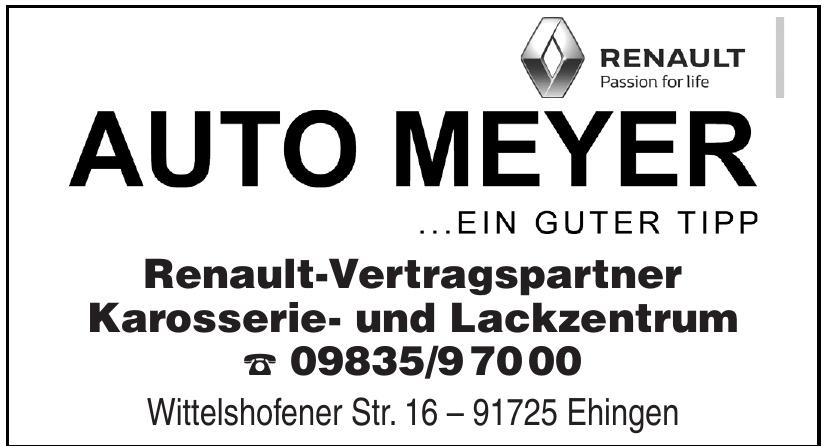 Auto Meyer