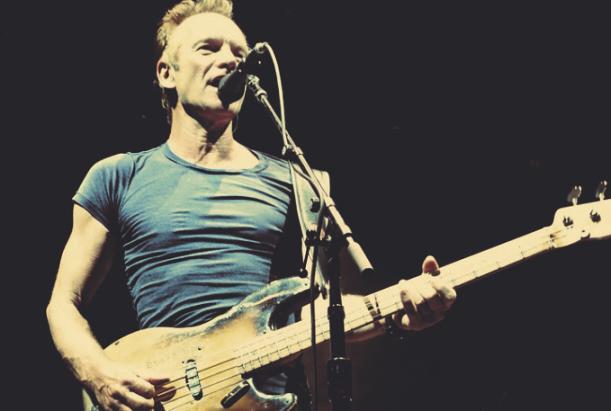Musik von Sting gibt es am 13. April zu hören. Bild: Martin Kierszenbaum