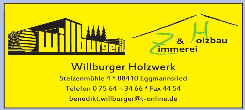 Willburger Holzwerk