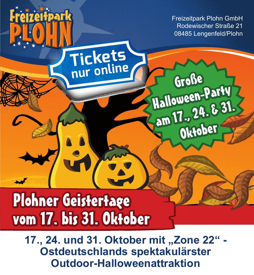 Freizeitpark Plohn GmbH