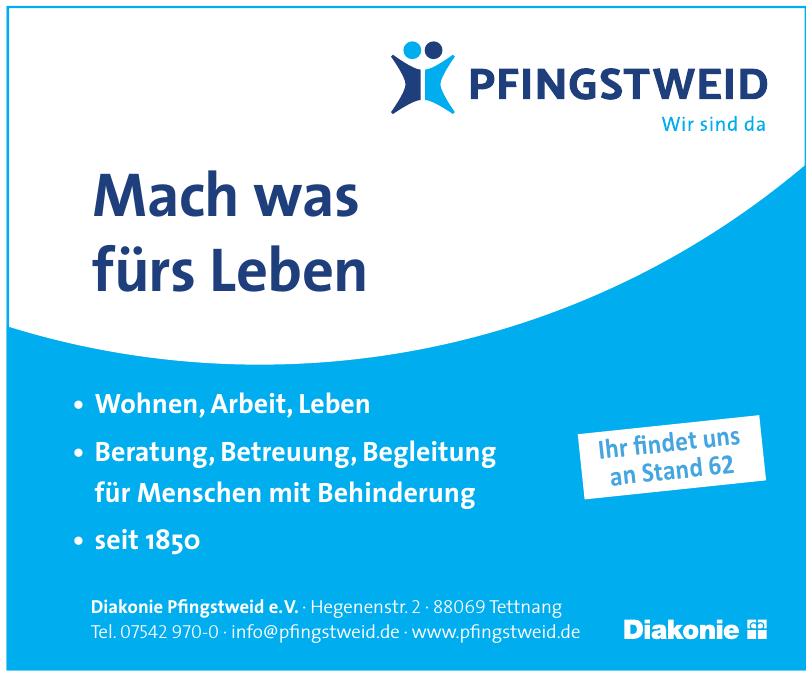 Diakonie Pfingstweid e. V.
