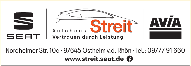 Seat Autohaus Rudolf Streit e.K.