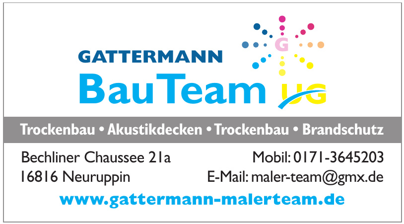 Gattermann BauTeam