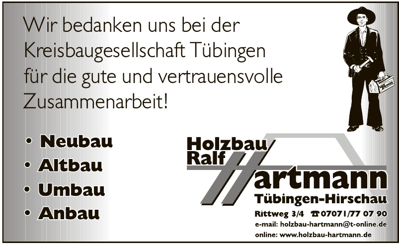 Holzbau Hartmann