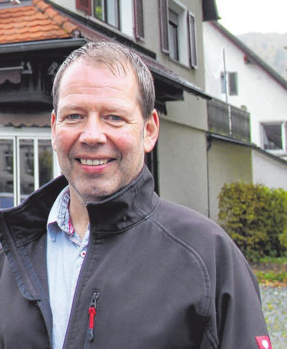 Martin Keller eröffnet in Mühlheim den Laden Idverpackt. Foto: ale