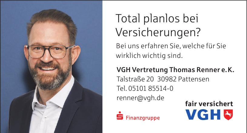 VGH Vertretung Thomas Renner e. K.