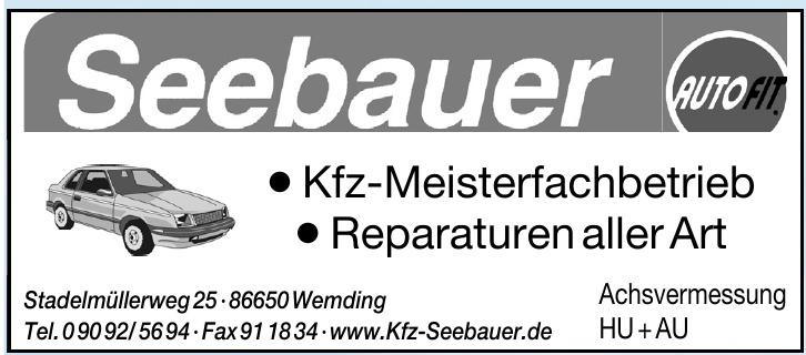 Autofit Seebauer