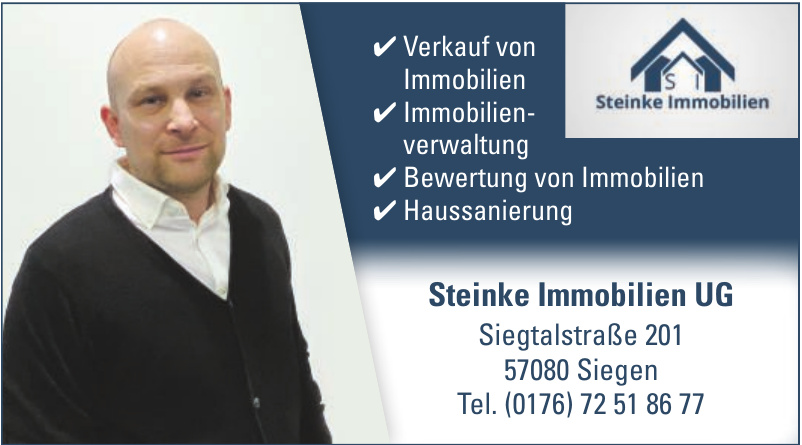 Steinke Immobilien UG
