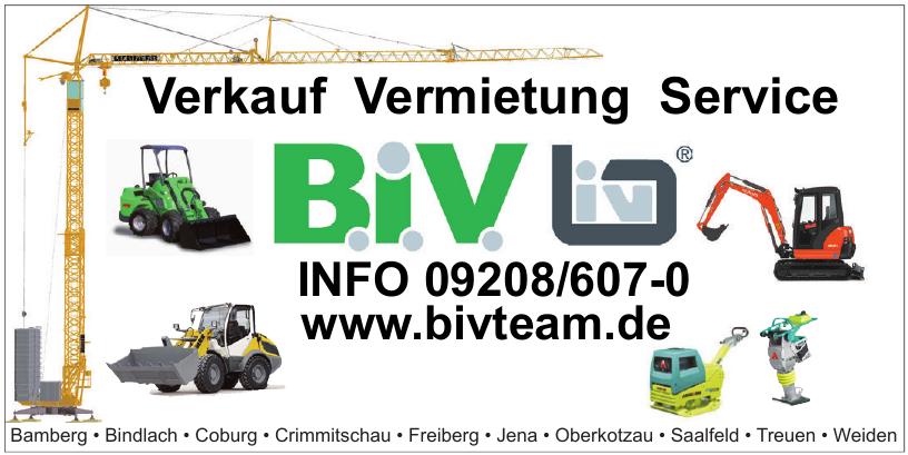 B.I.V.Team Verkauf Vermietung Service