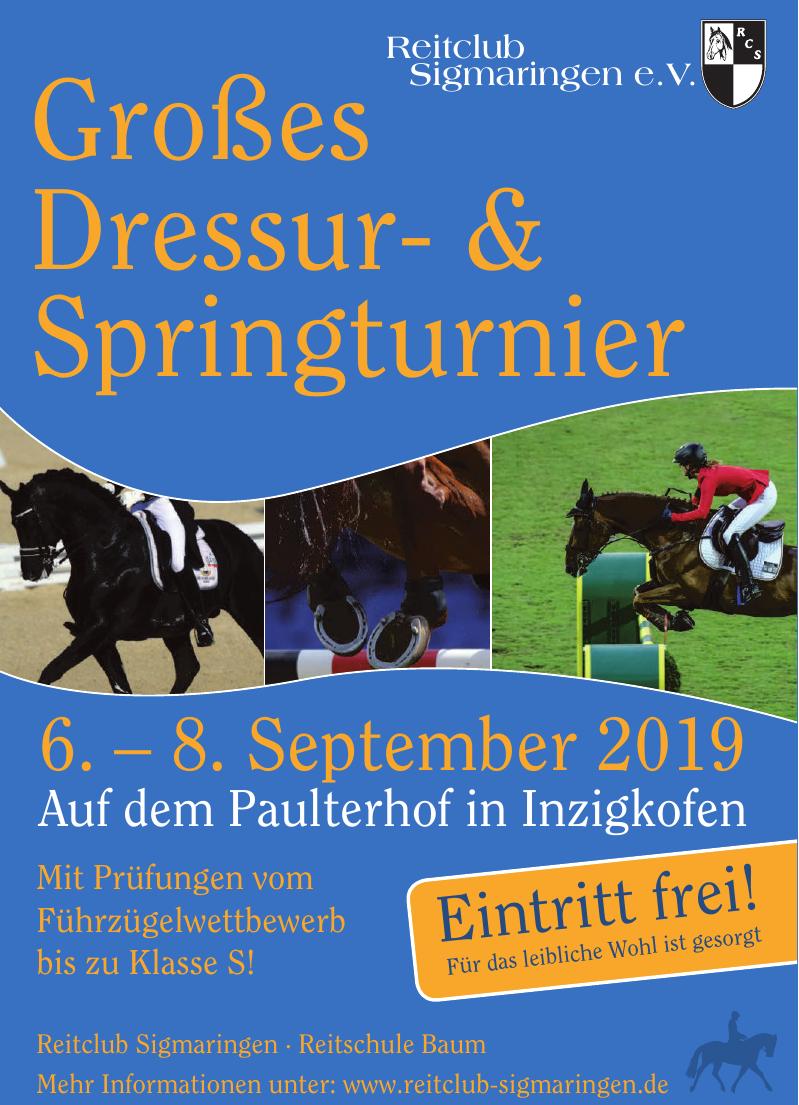 Reitclub Sigmaringen e. V.