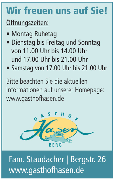 Gasthof Hasen