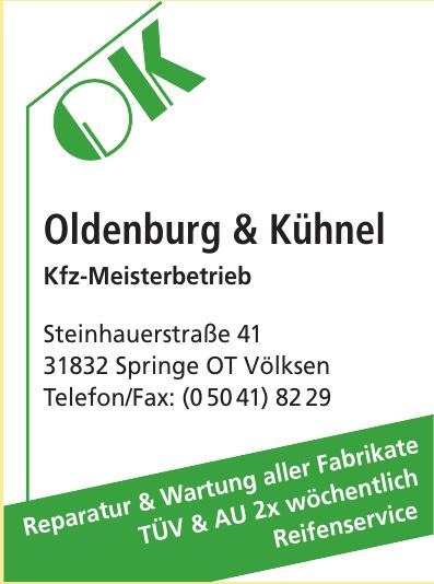 Oldenburg & Kühnel