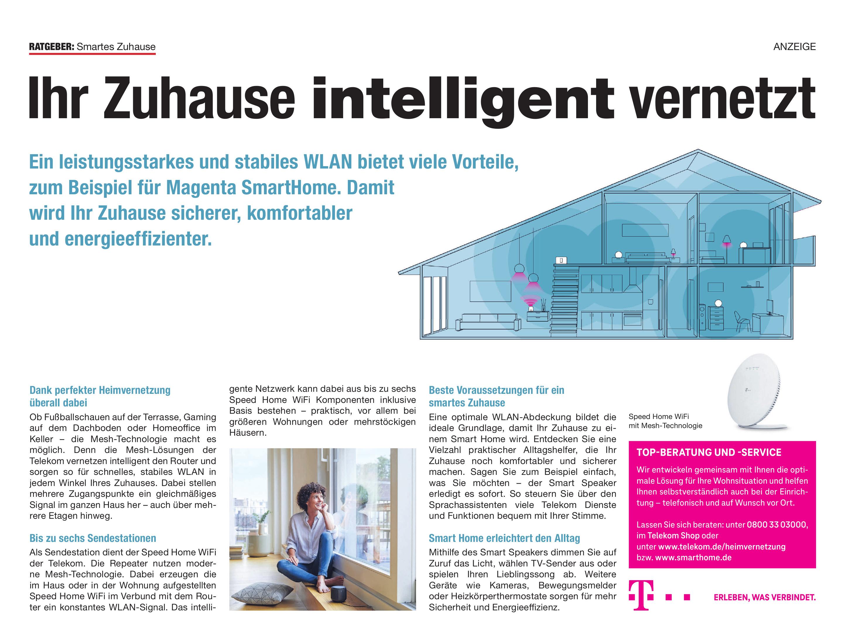 Ihr Zuhause intelligent vernetzt Image 4
