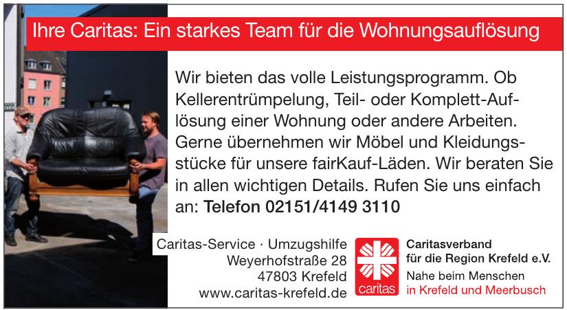 Caritasverband für die Region Krefeld e.V.