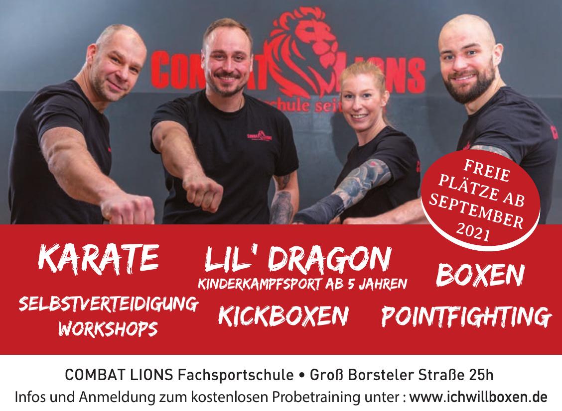 Combat Lions Fachsportschule