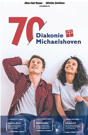 70 Jahre Diakonie Michaelshoven