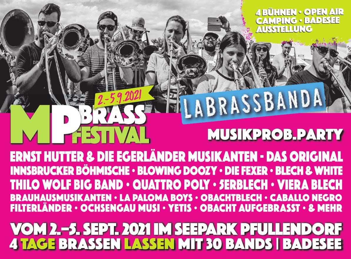 5. Musikprob - Brass Festival Pfullendorf