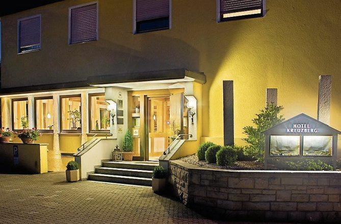 Knittels Restaurant Kreuzberg, Tübingen