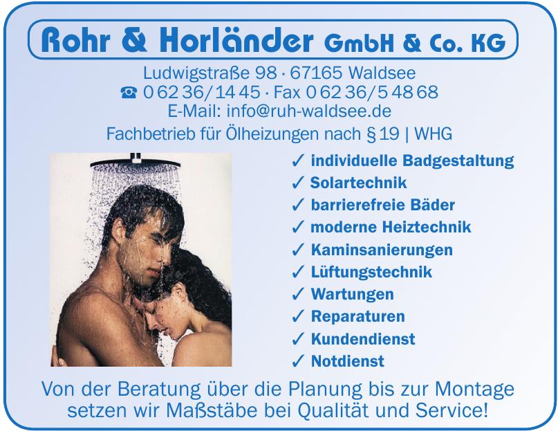 Rohr & Horländer GmbH & Co. KG