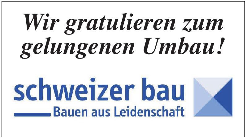 schweizer bau