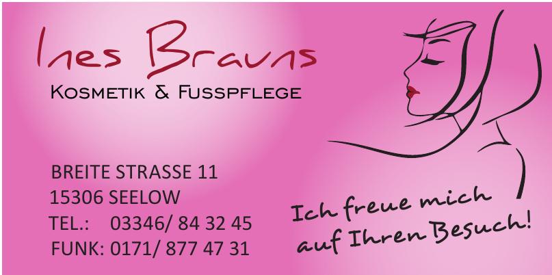 Ines Brauns Kosmetik & Fusspflege