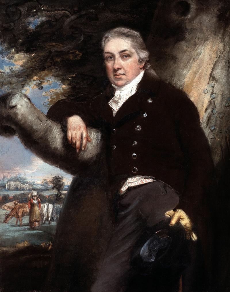 Pionier. Edward Jenner (hier ein Gemälde von John Raphael Smith) impfte 1796 erstmals ein Kind gegen Pocken.