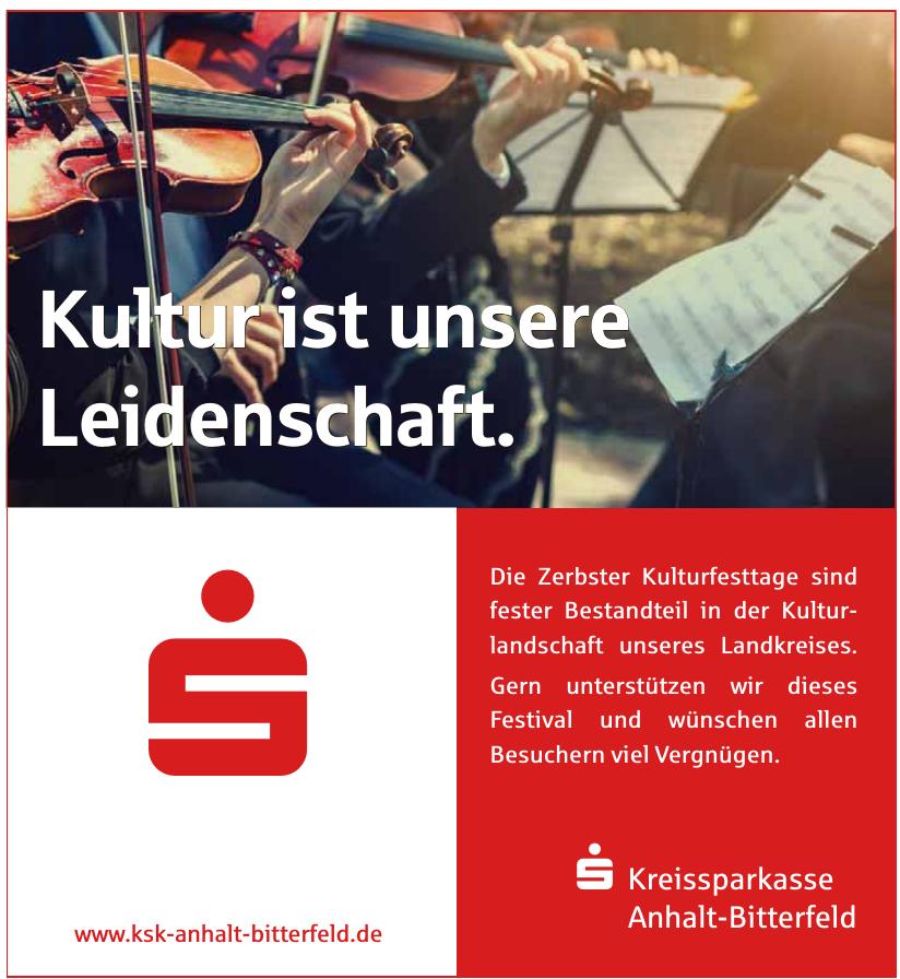 Kreissparkasse Anhalt-Bitterfeld