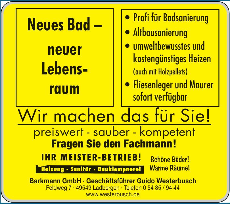 Barkmann GmbH