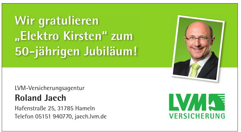 LVM-Versicherungsagentur Roland Jaech