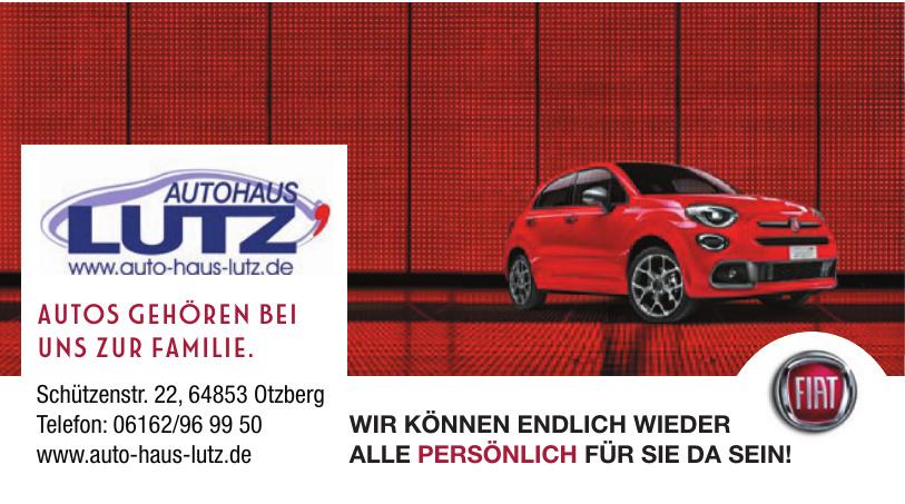 Autohaus Lutz GmbH & Co. KG