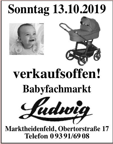 Babyfachmark Ludwig