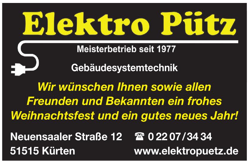 Elektro Pütz